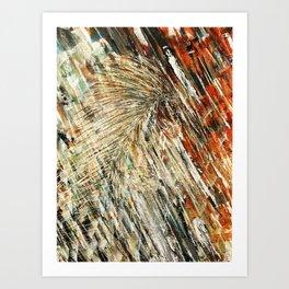 Native Storm Art Print