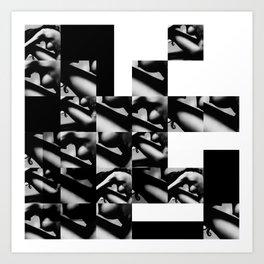 nude 2019 Art Print