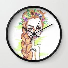 Adaraya Wall Clock