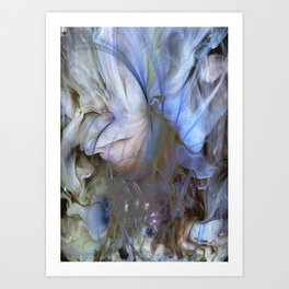 Taffeta Art Print