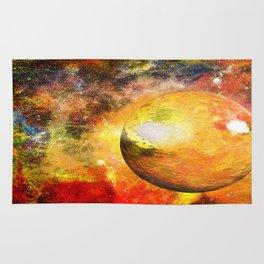 Planet HZ 439 Rug