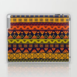 Boho Geometric Pattern 7 Laptop & iPad Skin