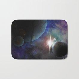 Space Age Bath Mat