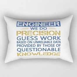 Engineer Rectangular Pillow