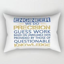 Engineer Rectangular Pillow