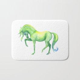 Emerald Horse Bath Mat