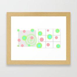 liquorice Framed Art Print