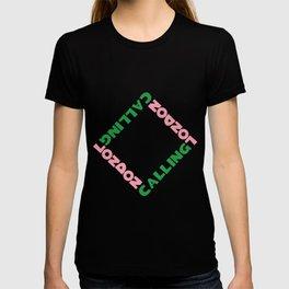 London Calling, a 80s rock hit T-shirt