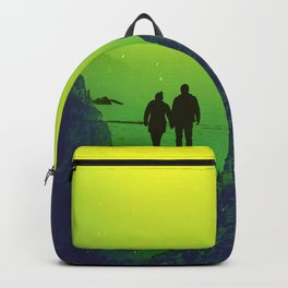 Toxic Forestry Together Backpack