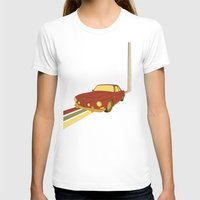 70s T-shirts featuring 70s by Maestral