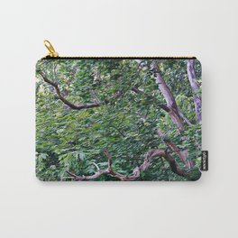 An Old Branch Carry-All Pouch