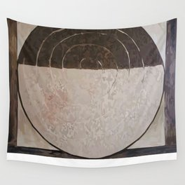 VIGO BROWN Wall Tapestry