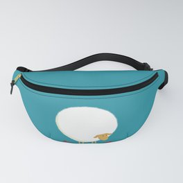 Fluffy Sheep Fanny Pack
