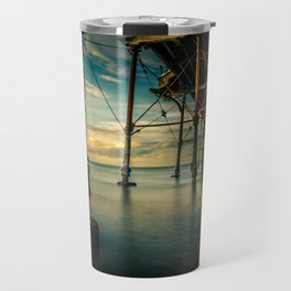 Deep Rising Travel Mug