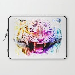 Angry tiger 01 Laptop Sleeve