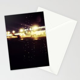 """""""when you land / all you want to hear is my voice"""" Stationery Cards"""