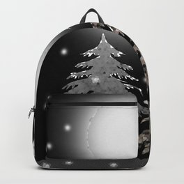 Christmas night Backpack