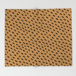 Animal Pattern Throw Blanket