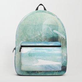 New Zealand Beachscape Backpack