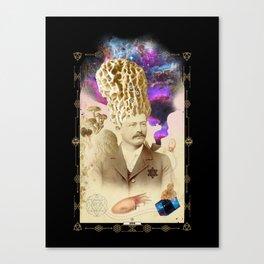 Odd Detective Canvas Print