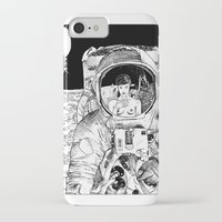apollonia iPhone & iPod Cases featuring asc 333 - La rencontre rapprochée ( The close encounter) by From Apollonia with Love