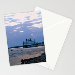 Winter River Stationery Cards