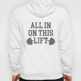 All In On This Lift Heavy Bar Sketch Hoody