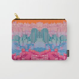 Fragmented Worlds II Carry-All Pouch