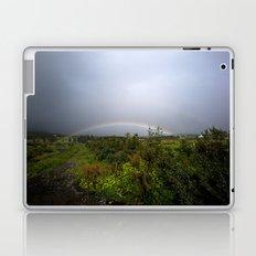 under the rainbow Laptop & iPad Skin