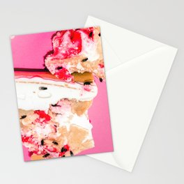 Flies and Shortcake Stationery Cards
