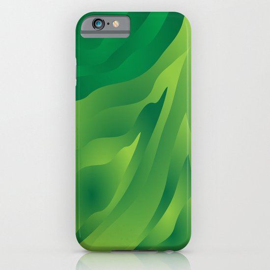 Camo Green iPhone & iPod Case