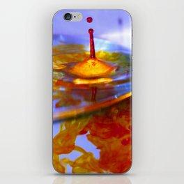 Liquid Sorry iPhone Skin