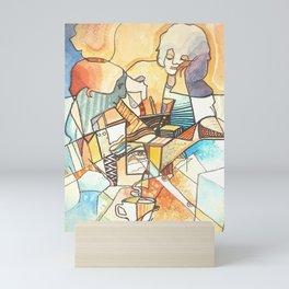 Cafe Society Mini Art Print