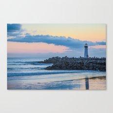 Santa Cruz Canvas Print
