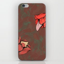 Tulip Nose iPhone Skin