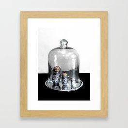 matryoshka dolls Framed Art Print