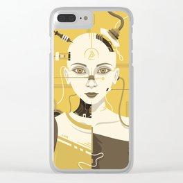 C-245 Clear iPhone Case