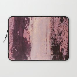 burgundy rose Laptop Sleeve