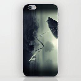 Hope Floats Away iPhone Skin