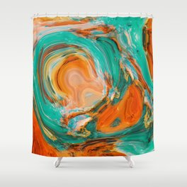 Juperti Shower Curtain