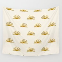 Sol in Natural Wall Tapestry