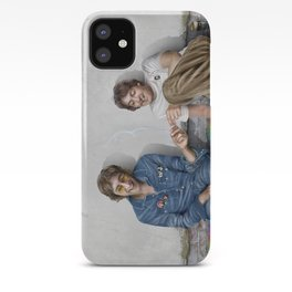 John and Paul get away from it all iPhone Case