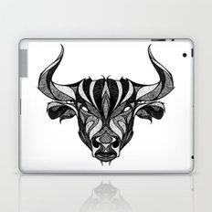 Signs of the Zodiac - Taurus Laptop & iPad Skin