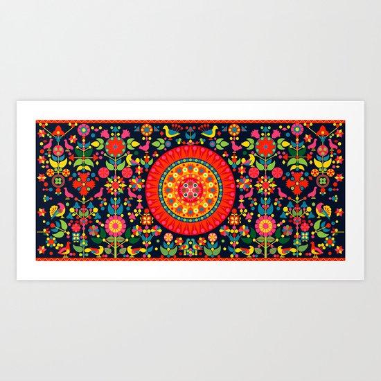 Wayuu Tapestry - I by moralesloaiza