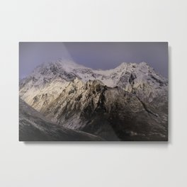 Glenorchy - New Zealand Metal Print