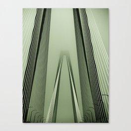 Charleston Bridge  Canvas Print