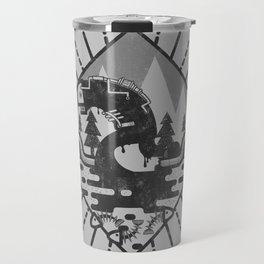 Monster Oil Travel Mug