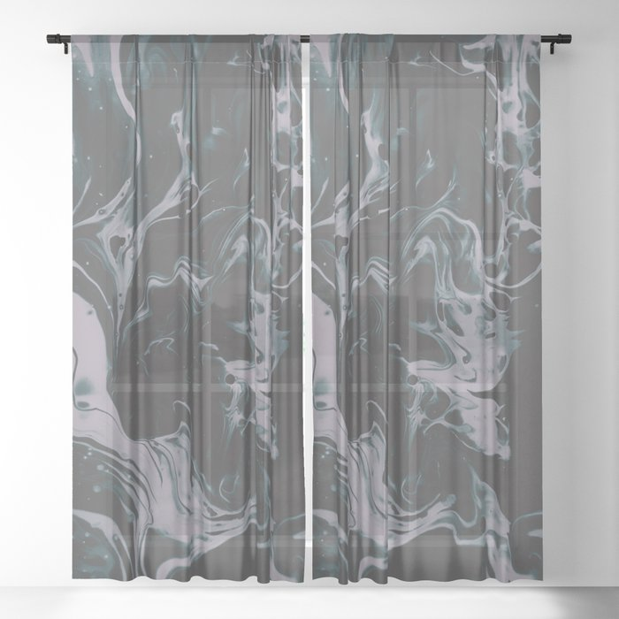 Subconscious Sheer Curtain