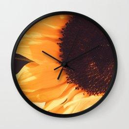 SunFlower (1) Wall Clock