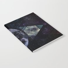 LYYT SYYD ºF TH' MYYN Notebook